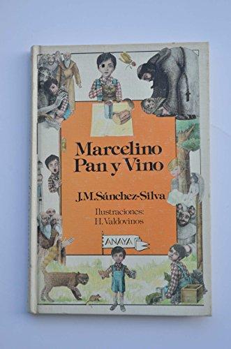 9788435505628: Marcelino pan y vino