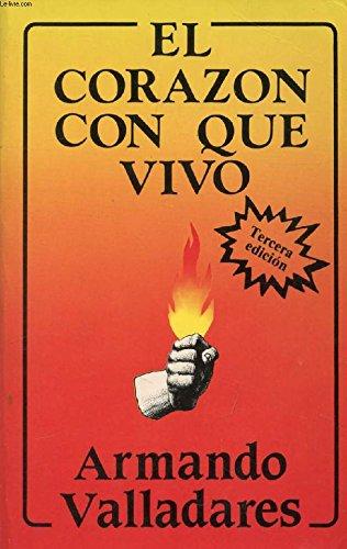 9788435903455: El Corazon Con Que Vivo