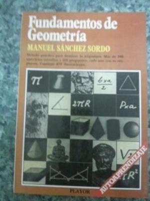 Fundamentos de geometria: n/a