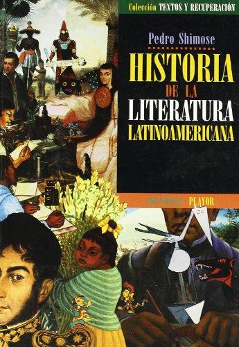 9788435906548: Historia de la literatura latinoamericana