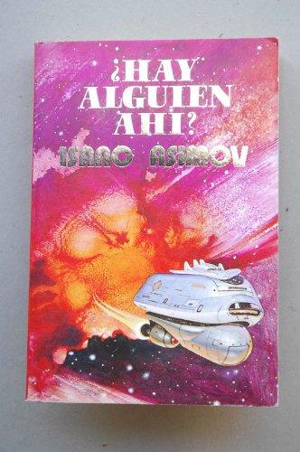 9788436100785: ¿Hay alguien ahí? / Isaac Asimov ; traducción del inglés Miguel Giménez Sales