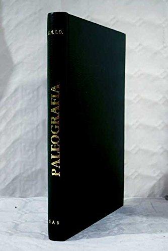 9788436209877: Paleografía y diplomática