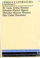 9788436219128: Lengua y literatura latinas I (UNIDAD DIDÁCTICA)