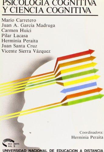 PSICOLOGÍA COGNITIVA Y CIENCIA CONGNITIVA (AULA ABIERTA): CARRETERO RODRÍGUEZ, Mario,