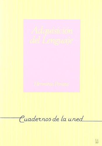 9788436224979: Adquisición Del Lenguaje (CUADERNOS UNED)