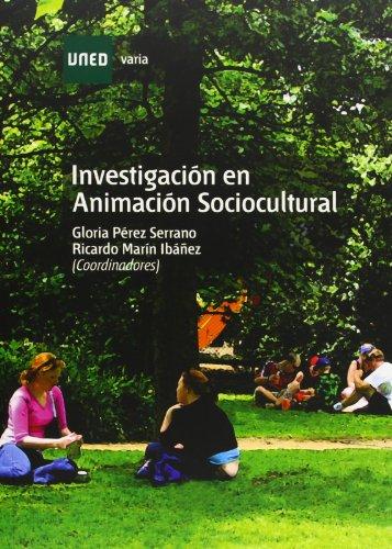 9788436225587: Investigación en animación sociocultural (Spanish Edition)