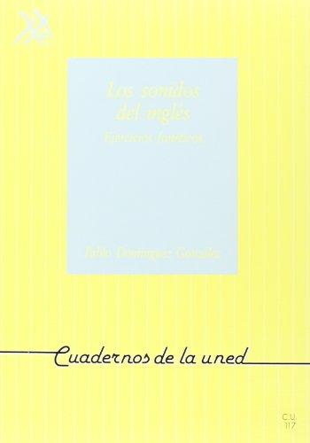 9788436228267: Los Sonidos Del Inglés (Ejercicios Fonéticos) (CUADERNOS UNED)