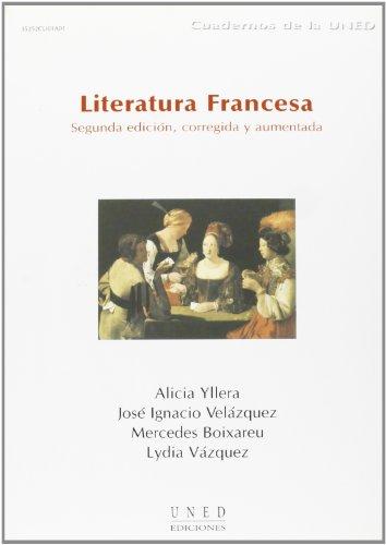 9788436232929: Literatura francesa