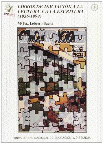 Libros de iniciacion a la lectura y: Sin Autor
