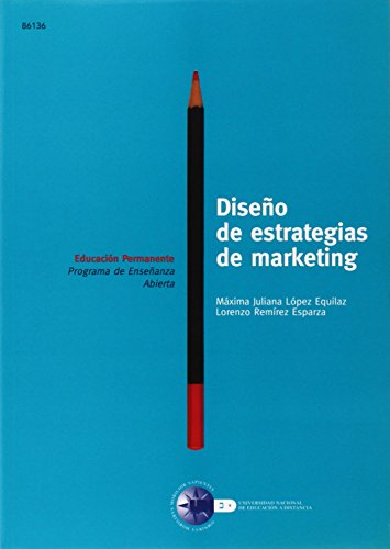 9788436236217: Diseño de estrategias de marketing (EDUCACIÓN PERMANENTE)