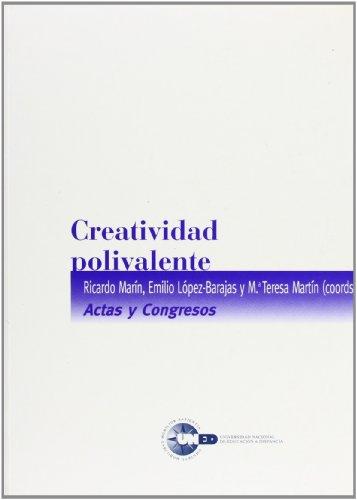 Creatividad polivalente (VARIA): MARÍN IBÁÑEZ, Ricardo,