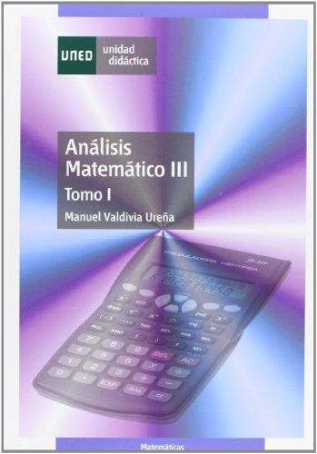 9788436237085: Análisis Matemático III: 2 (UNIDAD DIDÁCTICA)