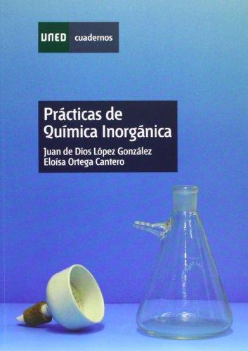 Prácticas de química inorgánica (Paperback): Juan de Dios