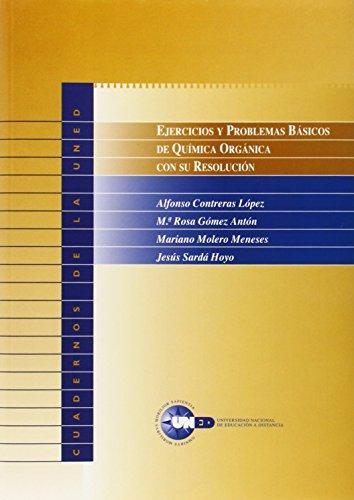 9788436237313: Ejercicios y Problemas Básicos de Química Orgánica Con Su Resolución (CUADERNOS UNED)