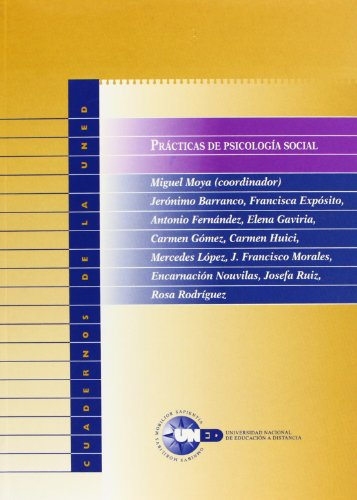 9788436237368: Prácticas de psicología social (CUADERNOS UNED)