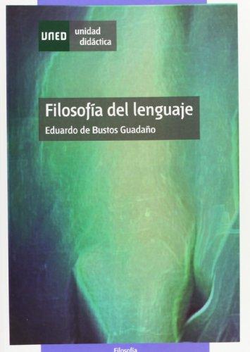 9788436239065: Filosofía del lenguaje (UNIDAD DIDÁCTICA)