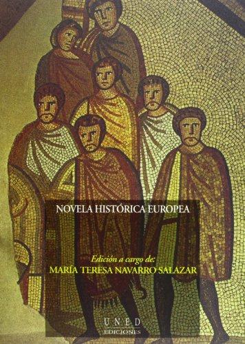 9788436241211: Novela histórica europea (Varia) (Spanish Edition)