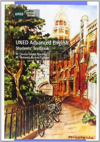 9788436241884: UNED ADVANCED ENGLISH