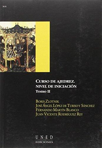 9788436242270: CURSO DE AJEDREZ TOMO II NIVEL DE INICIACION