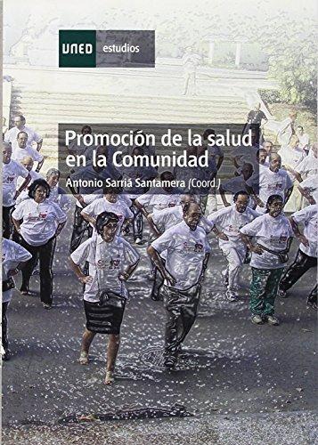 9788436242508: Promoción de La Salud En La Comunidad (ESTUDIOS DE LA UNED)