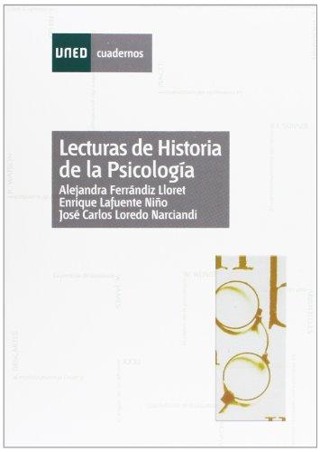 Lecturas de historia de psicología: Alejandra ; Lafuente,