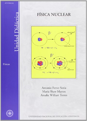 9788436246360: Física Nuclear (UNIDAD DIDÁCTICA)