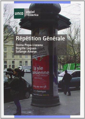 REPETITION GENERALE. MET FRANCAIS 1