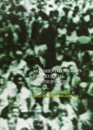 9788436248357: Movimientos sociales : cambio social y participación (VARIA)