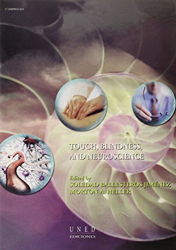 9788436248876: Touch, Blindness And Neuroscience (VARIA)