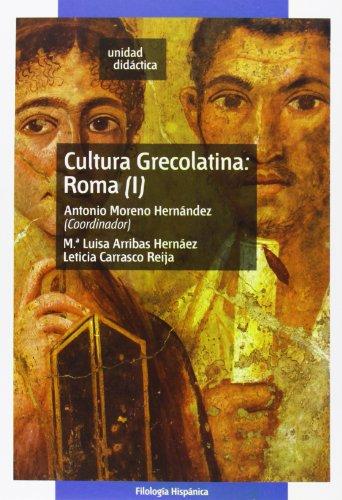 9788436250732: Cultura Grecolatina (UNIDAD DIDÁCTICA)
