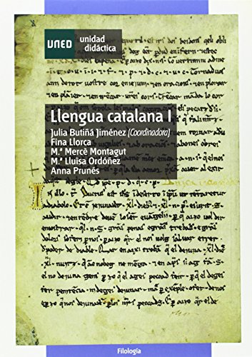 9788436251210: Llengua Catalana I: 1 (UNIDAD DIDÁCTICA)