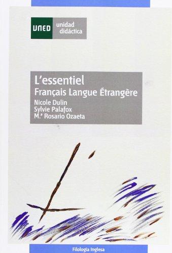 9788436253009: L'essentiel, français langue étrangère (UNIDAD DIDÁCTICA)