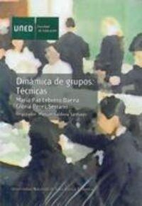 9788436253399: DINAMICA DE GRUPOS: TECNICAS