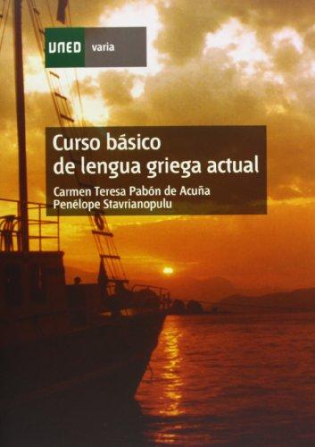 9788436254853: Curso Básico de Lengua Griega Actual (VARIA)