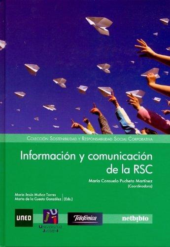 9788436259339: Información y Comunicación de La Rsc (MÁSTER)