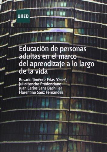 9788436260458: Educación de Personas Adultas En el Marco Del Aprendizaje a Lo Largo de La Vida (EDUCACIÓN PERMANENTE)