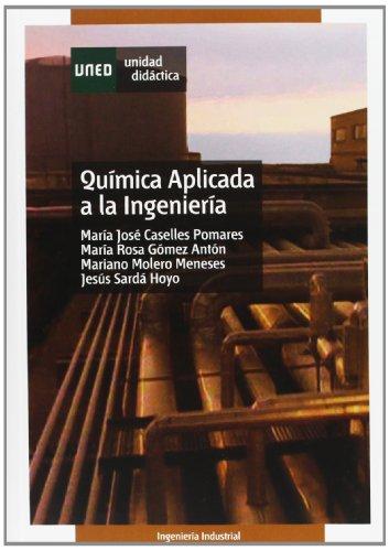 Química aplicada a la ingeniería (UNIDAD DIDÁCTICA): Caselles Pomares, María