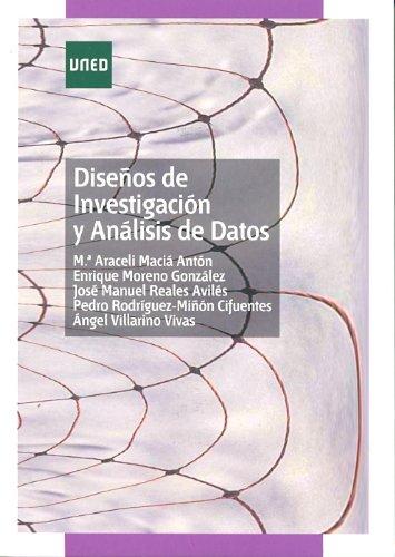 9788436260991: Diseños de Investigación y Análisis de Datos (GRADO)