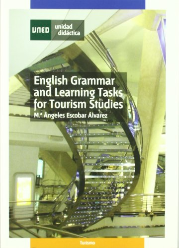 9788436261035: ENGLISH GRAMMAR AND LEARNING TASKS FOR TOURISM STUDIES