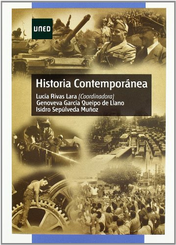 9788436261219: Historia Contemporánea (GRADO)