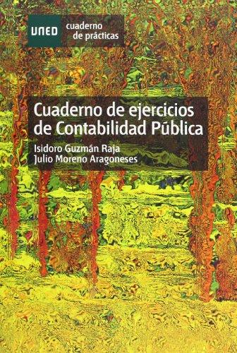 9788436261707: Cuaderno de ejercicios de contabilidad pública (CUADERNO DE PRÁCTICAS)