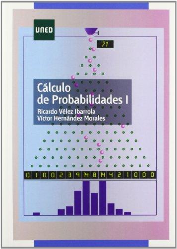 9788436263701: Cálculo de probabilidades I (GRADO)