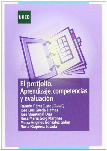 9788436263862: El portfolio. Aprendizaje, competencias y evaluación (MÁSTER)