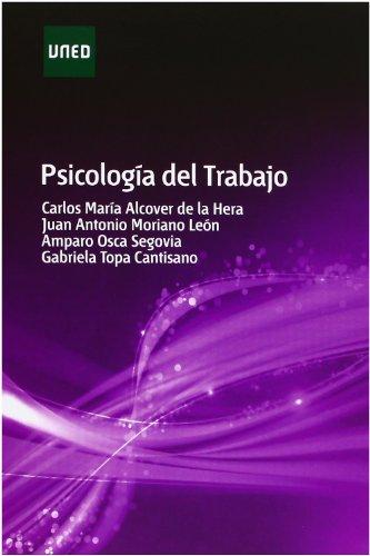 PSICOLOGIA DEL TRABAJO: ALCOVER DE LA