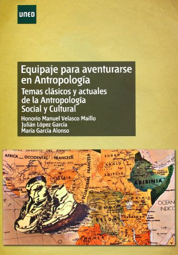 9788436264272: Equipaje Para Aventurarse En Antropologia