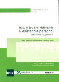 TRABAJO SOCIAL EN DEFENSA DE LA ASISTENCIA: HIDALGO LAVÍE, ALFREDO