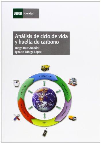 9788436265637: Análisis de ciclo de vida y huella de carbono