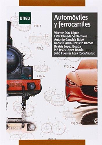 9788436265682: Automóviles y ferrocarriles (GRADO)