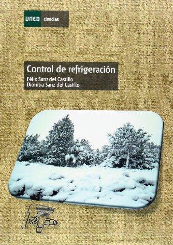9788436266061: CONTROL DE REFRIGERACION