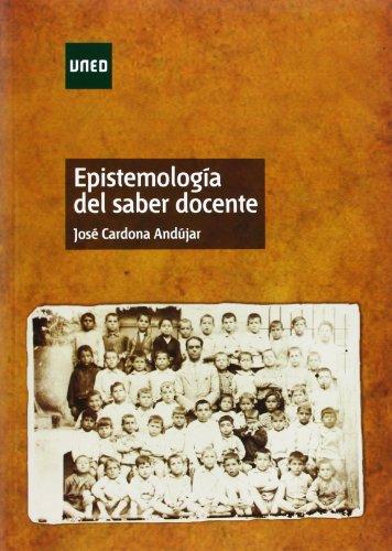 9788436266191: Epistemología del saber docente